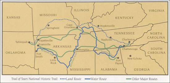 Human Rights Timeline: From the Indian Removal Act to the U.S. ...