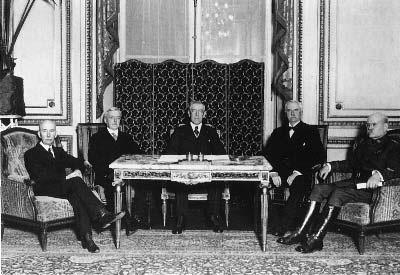 us senate rejects treaty of versailles