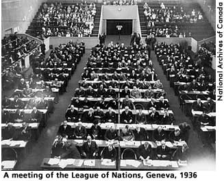 senate rejects the league of nations As a result, the senate refused to ratify the treaty, and the united states never became a member of the league of nations 6 ^6 6 start superscript, 6, end superscript though the league had failed to prevent the outbreak of another world war, it continued to operate until 1946, when it was formally liquidated.