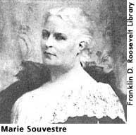 [picture: Marie Souvestre]