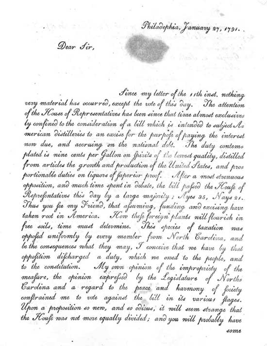 The Massachusetts Circular Letter 1768: Massachusetts Circular Letter ...