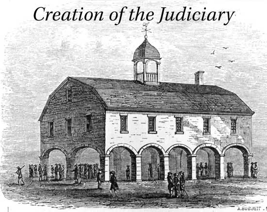 judiciary precedents Through its precedent-shattering cases and, in the process, compromising the  rule of law with its judicial politics a typical discussion of stare decisis and its.