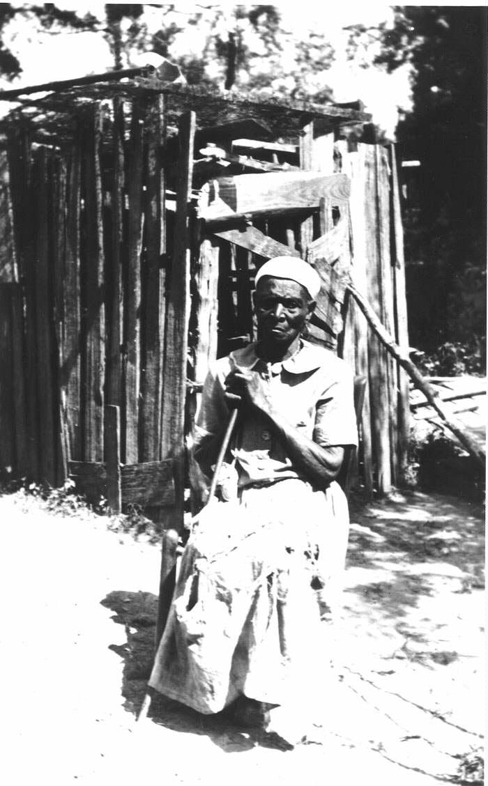 Cultural Landscape of Plantation--SLAVE TASKS
