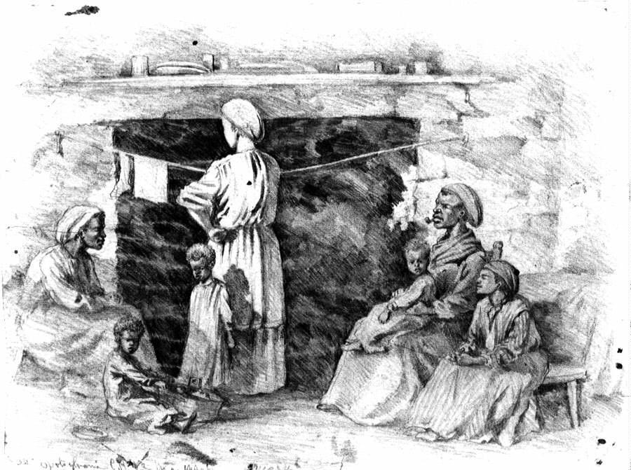Cultural Landscape of Plantation--SLAVE SKILLS AND TALENTS